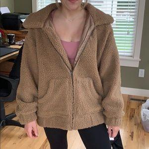 Cotton On Jackets & Coats - NWOT cotton on teddy bear jacket